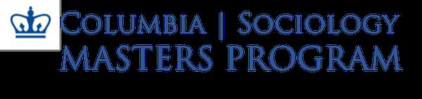 MA in Sociology logo
