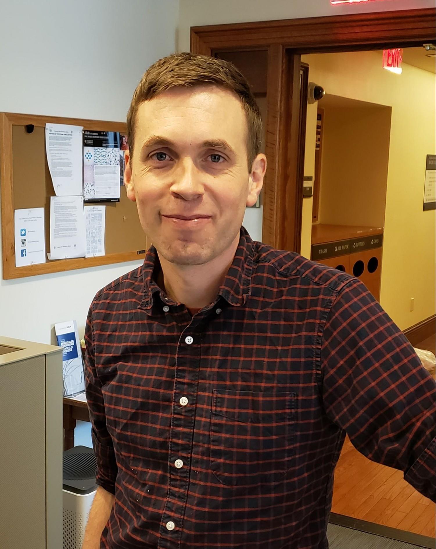 photo of Adam Dalton Reich